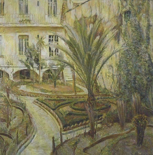 Il giardino di Marcello 1930