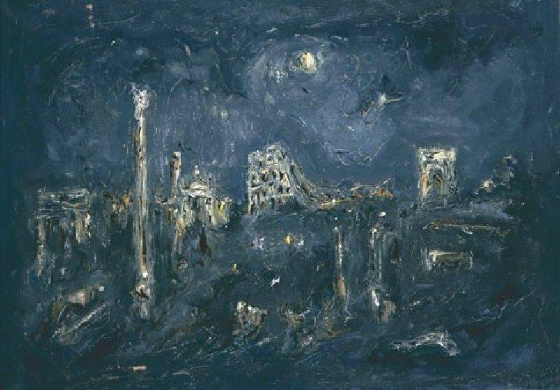 Notturno romano anni '50