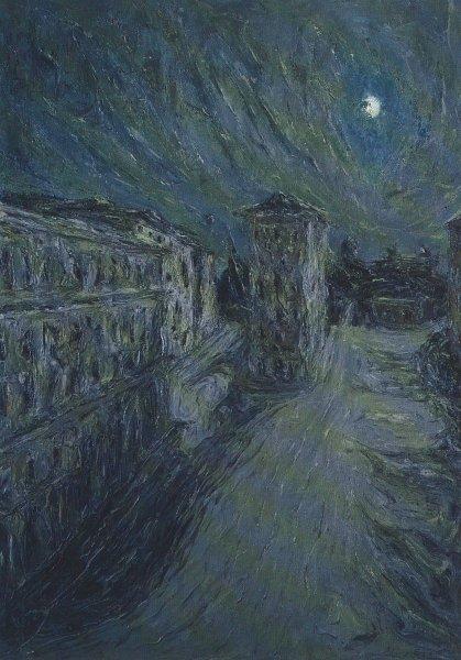 Notturno sulla Salaria 1945