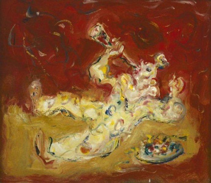 Pagliaccio ubriaco 1958