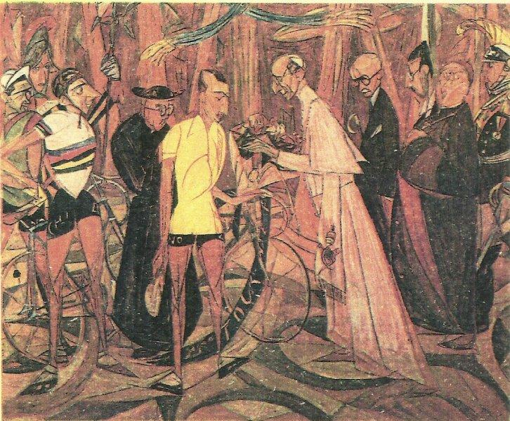 l'Apoteosi di Bartali 1948
